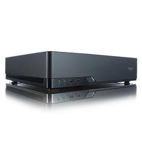 Fractal Design Node 202 Black USB3.0 Mini ITX Case with Integra SFX 450W Power Supply (FD-MCA-NODE-202-AA-US)