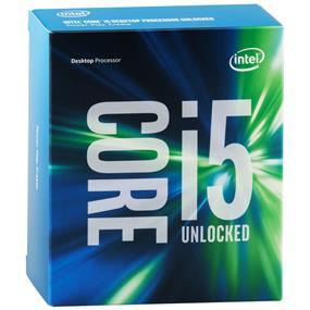Intel Core i5-6600K Quad-Core Processor