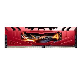 G.SKILL Ripjaws 4 8GB (2x4GB) DDR4 DRAM 2400MHz C15 Memory Kit (F4-2400C15D-8GRR)
