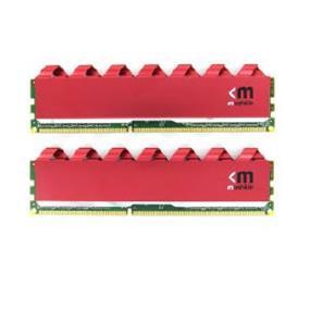 Mushkin Redline 8GB (2X4GB) DDR4 DRAM 2666MHz C15 Memory Kit (997192F)