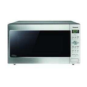 Panasonic NN-SD965S Full Size 2.2 cu. ft. Cyclonic Inverter Technology Countertop Microwave Oven - Stainless Steel (NNSD965S)