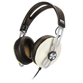 Sennheiser Momentum 2 - Lifestyle Around-Ear Hifi Headphones (Open Box / Android, Ivory)