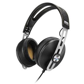 Sennheiser Momentum 2 - Lifestyle Around-Ear Hifi Headphones (iOS, Black)