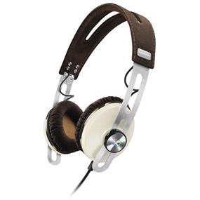 Sennheiser Momentum 2 - Lifestyle On-Ear Hifi Headphones (iOS, Ivory)