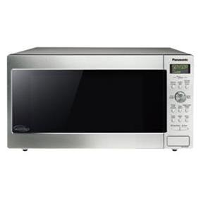 Panasonic NN-SD765S Family Size 1.6 cu. Ft. Cyclonic Inverter Countertop Microwave Oven - Stainless Steel (NNSD765S)