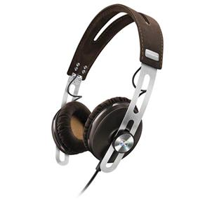 Sennheiser Momentum 2 - Lifestyle On-Ear Hifi Headphones (iOS, Brown)