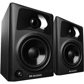 M-Audio AV42 - Desktop Speakers for Professional Media Creation (Pair) ** Lower Pricing Available In-Store **