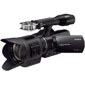 Sony NEX-VG30 - Camcorder with 18-200mm f/3.5-6.3 Power Zoom Lens