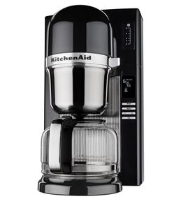 KitchenAid 8-Cup Pour Over Coffee Brewer - Onyx Black (KCM0802OB)
