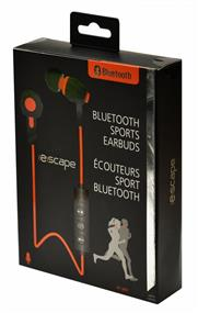 (E)scape HP3897 - Bluetooth Sports Earphones