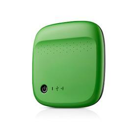 Seagate Wireless 500GB Green USB 3.0 Portable External Drive (STDC500401)