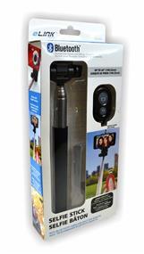 ELink EK4061 - Extendable Selfie Stick w/ Bluetooth Shutter Remote