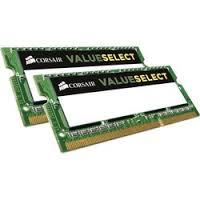 Corsair Value Select 8GB (2x4GB) DDR3L 1600MHz CL11 1.35V SODIMM (CMSO8GX3M2C1600C11)