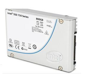 Intel SSD 750 Series 800GB 2.5''  NVMe PCI-Express Solid State Drive (SSDPE2MW800G4X1)