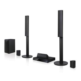 LG LHB645 - 1000W 5.1 Channel 3D Blu-ray Home Theatre System