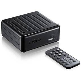 ASRock BeeBox N3000 Black Barebone Mini PC, Intel Celeron N3000 2.08Ghz, Intel HD Graphics, Triple Display Support (N3000/B/BB)