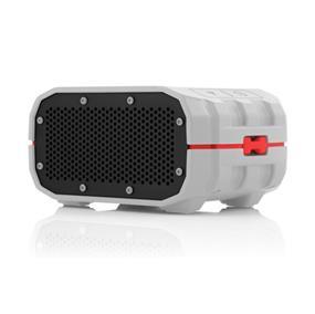 Braven - BRV-1 Wireless Bluetooth Speaker (Gray/Red)