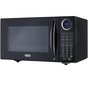Sunbeam  0.9 cu.ft. Compact Size 900 Watt Countertop Microwave Oven - Black(SBMW909BL)
