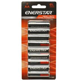 "Enerstar Ultra Power ""AA"" Batteries, 18 pack (AA-18UP)"