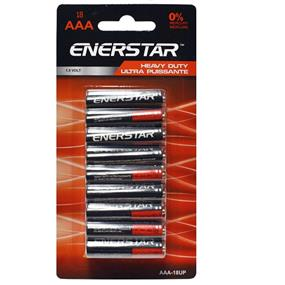 "Enerstar ""AAA"" Ultra Power Batteries, 18 pack (AAA-18UP)"