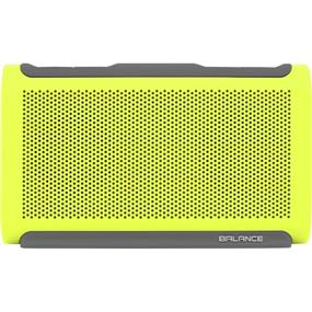 Braven - Balance Wireless Bluetooth Speaker (Yellow/Gray)