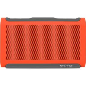 Braven - Balance Wireless Bluetooth Speaker (Sunset Orange/Gray)