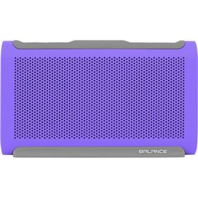 Braven - Balance Wireless Bluetooth Speaker (Periwinkle Purple/Gray)