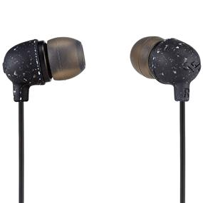 House of Marley Little Bird - In-Ear Headphones (Black)