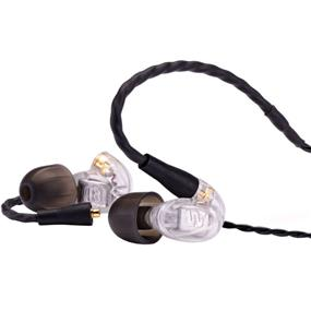 Westone UM Pro10 - Single-Driver Universal In-Ear Monitors (Clear)