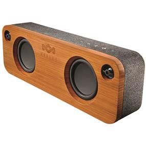 House of Marley - Get Together 16W Portable Bluetooth Speaker (Midnight)