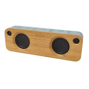 House of Marley - Get Together 16W Portable Bluetooth Speaker (Blue Hemp)