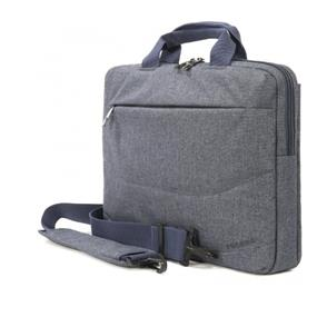 "Tucano Linea Ultraslim computer bag with two compartment and tablet pocket up to the 13"" Laptop Size- Blue (BLIN13-B)"