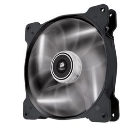 Corsair Air Series SP140 LED White High Static Pressure 140mm Single Pack Case Fan (CO-9050025-WW)
