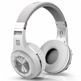 Bluedio HT Wireless Bluetooth Headphones (White)