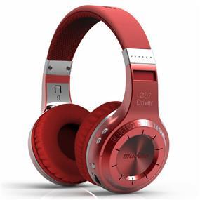 Bluedio HT Wireless Bluetooth Headphones (Red)