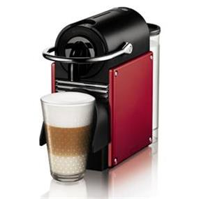 Nespresso Pixie Electric Carmine Red (D60-US-DR-NE)