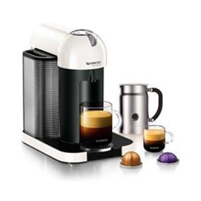 Nespresso Vertuo White & Aeroccino+ Bundle (A+GCA1-CA-WH-NE)