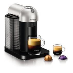 Nespresso VertuoLine Silver (GCA1-US-SI-NE)