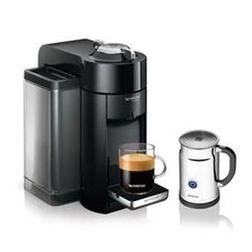 Nespresso Evoluo Deluxe Bundle Black (A+GCC1-CA-BK-NE)