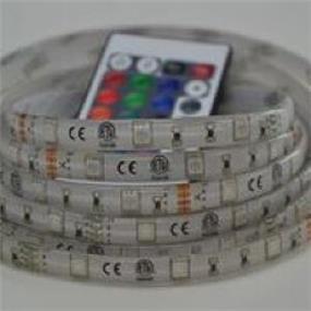 Dilux 5050 RGB LED Light Strip 12V 3M Long 10mm Wide