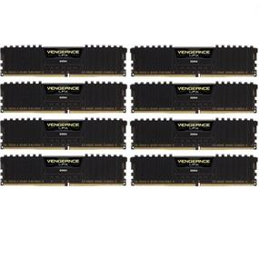 Corsair Vengeance  LPX 128GB (8x16GB)DDR4 2133MHz CL13 DIMM Black(CMK128GX4M8A2133C13)