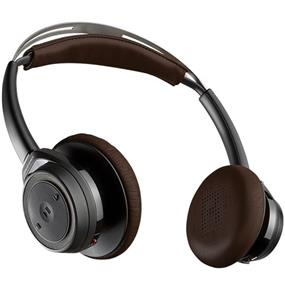 Plantronics Backbeat Sense - Wireless Headphones & Mic (Black/Espresso) ** Staff Pricing Available In-Store **