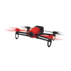 Parrot Bebop Drone Flying Drone with Camera - Red (PF722000)