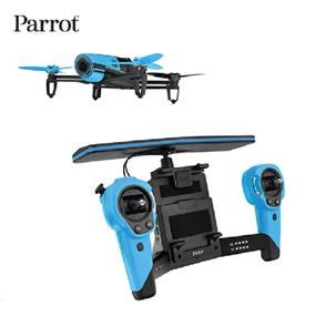 Parrot Bebop Drone Bundle Flying Drone w/ SkyController - Blue (PF725101)