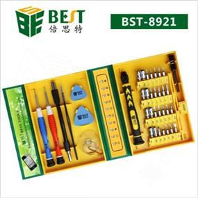 Best 38 in 1 Precision Screwdrivers Set (JLY BST-8921)