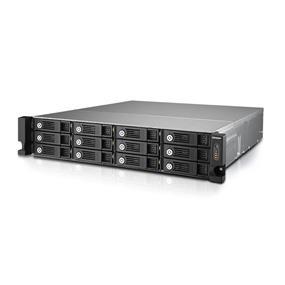 QNAP 12 Bay TVS-1271U-RP-i3-8G NAS Core i3-4150 3.5 GHz Dual Core 8GB RAM