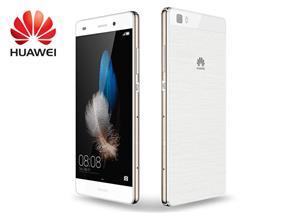 "Huawei P8 Lite - 5"" Unlocked Smartphone - White"