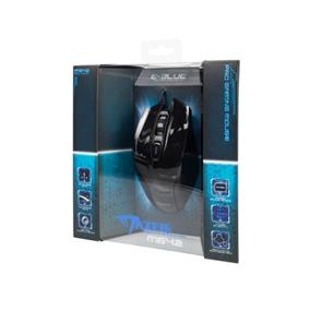 E-Blue Mazer M642 Advance Gaming Mouse - Black (EMS642BKAA-IU)