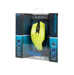 E-Blue Mazer M642 Advance Gaming Mouse - Green (EMS642GRAA-IU)