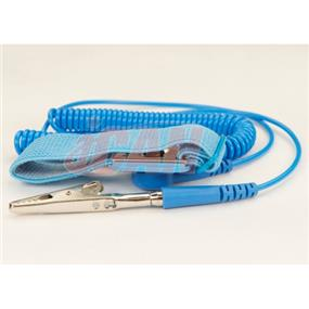 iCAN Anti-Static Wrist Strap with Coiled Cord and Clip (ACC ANTI-ST-WB)